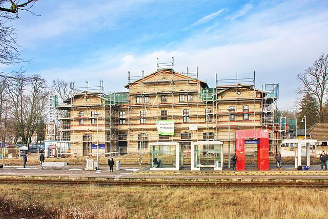 """Grevesmühlen, """"Bürgerbahnhof"""""""