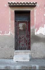 Porte avec ancienneté