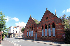 Former Welsh Presbyterian Suday School, Gibson Road, Toxteth, Liverpool