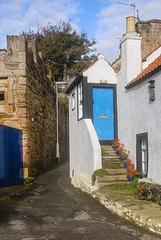 Blue Door, Anstruther