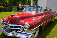 Cadillac...rouge