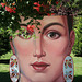 Not quite Frida Kahlo