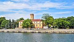 Port Authority in Świnoujście