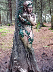 Wood Nymph (Dryad).
