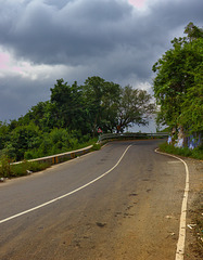 Yercaud road
