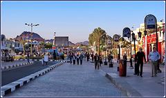 SHARM EL-SHEIK : una città pulita e ordinata