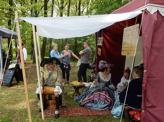 13 Das 6. Dresdner Lustlager des TDB (11. - 14.05.2017)