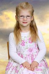 Lili 5 éves