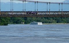 Le Rhône au long cours...