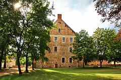 Freyenstein, Neues Schloss