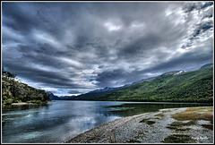 Andando por Tierra de Fuego