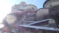 Orgelmusik von der Festung Kufstein