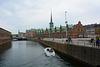 Copenhagen, Børsen and Børsbroen Bridge