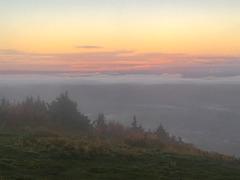 Mt Greylock undercast
