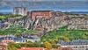 Belfort: Le lion et le chateau de Belfort.