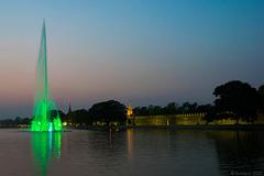 Mandalay Water Fountain ... P.i.P. (© Buelipix)