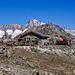 Berg Gasthaus auf dem Eggishorn