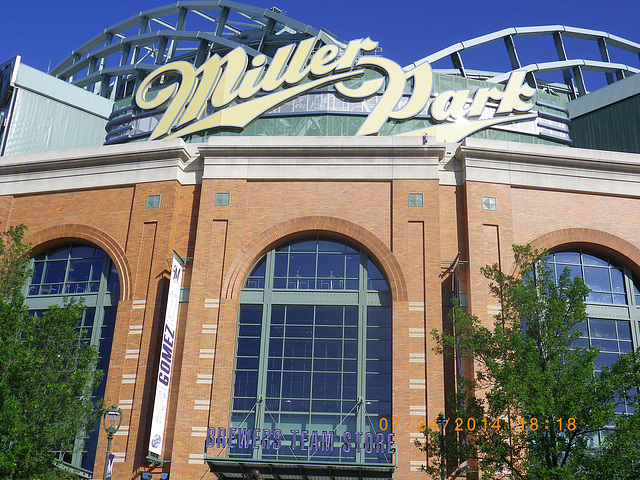 Miller Park Milwaukee