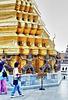 Bangkok, Grand Palace 20. ©UdoSm