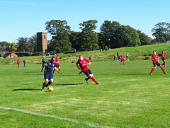 Sunday morning football Betley