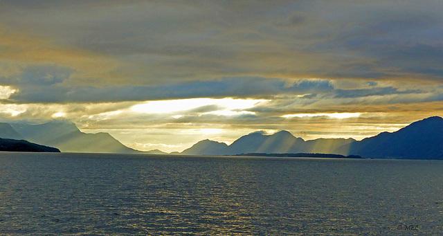 Auf dem Weg nach Molde