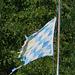 torn bavaria flag