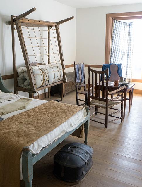 Servant quarters, Tryon Palace