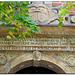 Kirchen-Tür / Inschrift