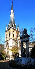 BE - Lüttich - Kathedrale St. Paul