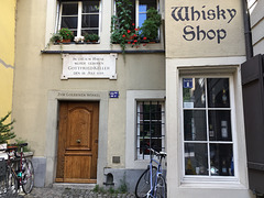 Swiss literature and a wee dram