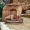 Petra. In the Siq.