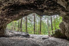 HFF an der Gamrighöhle