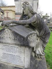 norwood cemetery, london