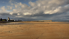Late afternoon - East Sands, St. Andrews