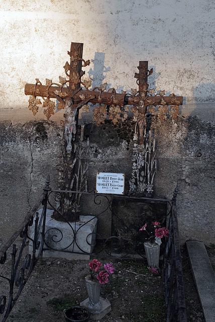 Argelers de la Marenda, Cementiri