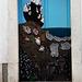 Sesimbra, Street Art, os Percebes