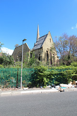 Former Welsh Presbyterian Chapel, Princes Road, Toxteth, Liverpool