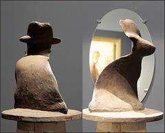 Le coup du chapeau.... :-)