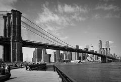 HFF From the Brooklyn Bridge!