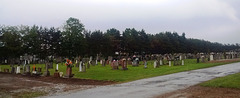 Cemetery for cowboys alive