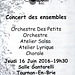 Concert à Tournan-en-Brie le 16 juin 2016