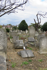walthamstow cemetery, london
