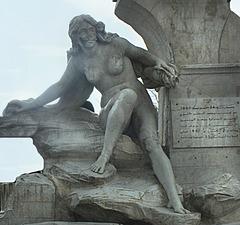 Fontaine Ain Fouara..