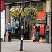 Oxford flower posts
