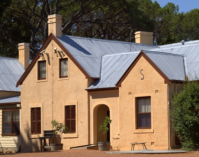 Lanyon Historic site