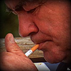 La clope....part en fumée..!