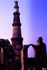Qûtb Minâr - Delhi - Inde