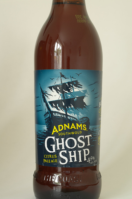 Beer, ghosts and citrus