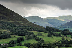 View from the 'Corpse Road' above Loweswater