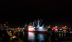 Stückgutfrachter und Museumsschiff  Cap San Diego (150°)